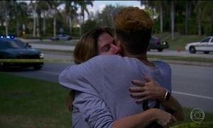 Autoridades dos EUA confirmam 17 mortos em ataque a escola da Flórida