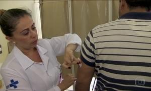 Vacinação contra febre amarela fica abaixo da meta e SP terá novo Dia D