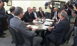 Secretários de segurança de SP, MG e ES se reúnem com Torquato Jardim