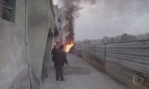 Capacetes Brancos têm na Síria única missão: socorrer as vítimas do terror
