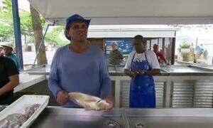 Hoje é dia de Pescador: a caminho do mar