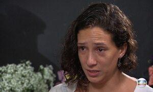 'Não consigo acreditar que ela não vai voltar', diz companheira de Marielle