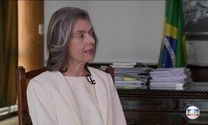 Cármen Lúcia reafirma posição a favor de prisão em segunda instância