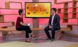 O tema é Fake News: veja a íntegra da entrevista
