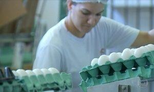 Quaresma favorece mercado de ovos