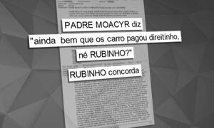 Conversa telefônica revela como bispo de Goiás justificava desvio de doações
