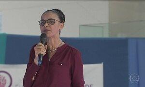 Rede anuncia Marina Silva como pré-candidata à Presidência da República