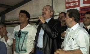 Solidariedade lança pré-candidatura de Aldo Rebelo à Presidência