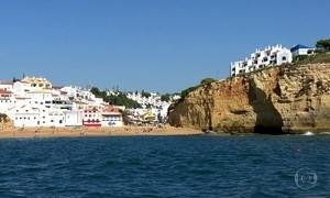 Portugal atrai turistas com paisagens espetaculares