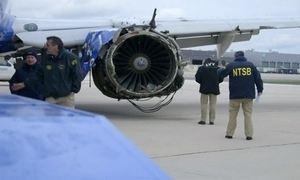 Entenda como acidente aéreo com explosão de turbina pode acontecer