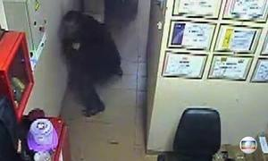 Imagens inéditas mostram assalto a transportadora de valores no Paraguai