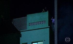 Vítima do desmoronamento tinha ido ao prédio para resgatar crianças