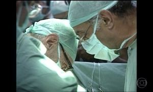 Primeiro transplante de coração feito no Brasil completa 50 anos