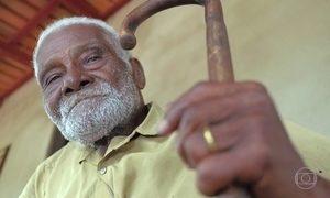 Aos 107 anos, homem mais velho do Jalapão esbanja sabedoria e vitalidade