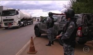 Forças de segurança dão apoio à desmobilização de bloqueios
