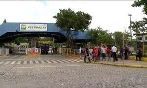 Petroleiros encerram greve iniciada na quarta (30) em vários estados