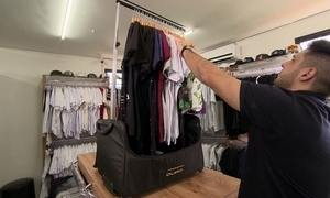 Empresário cria franquia de mala-arara para inovar mercado a domicílio