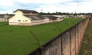 Muro de 10m tenta conter disputa entre facções em presídio do Acre