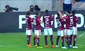 Gols do Fantástico: Flamengo vence Paraná em possível adeus de Vinicius