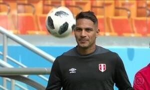 Peru volta a disputar Copa depois de 36 anos; Dinamarca é a adversária