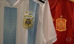 Consultor de moda analisa uniformes e avalia qual é o mais bonito da Copa