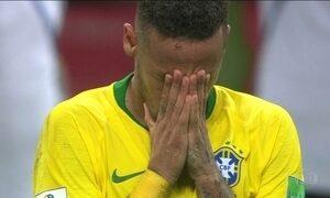 Por 2 a 1, Bélgica tira o Brasil da Copa e adia o sonho do hexa