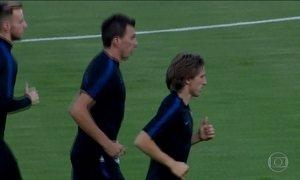 Final com a França é a chance de a Croácia coroar geração vencedora