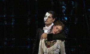 Passeie pelos bastidores do musical 'O Fantasma da Ópera', em São Paulo