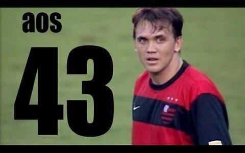 Aos 43: o instante em que Petkovic entrou para a história do Flamengo