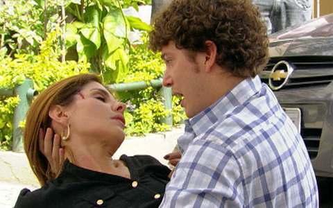 Gabriel perdoa Carmem e ela morre