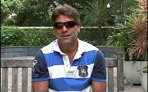 Renato lembra emoções no Olímpico: 'Fico arrepiado'