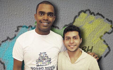 Fred e Rafael representam Contagem