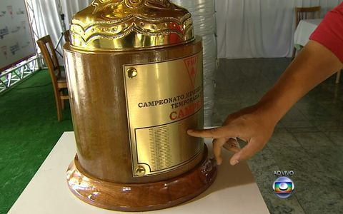 FMF faz evento para lançar o Campeonato Mineiro 2014