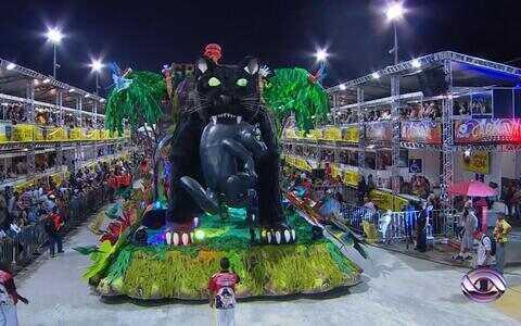 Veja o compacto do desfile da escola Acadêmicos de Gravataí