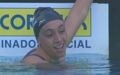 Maria Lenk: Julia Sebastian vence os 200m peito