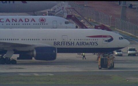 Avião faz pouso de emergência em SP (Edison Temoteo/Futura Press/Estadão Conteúdo)