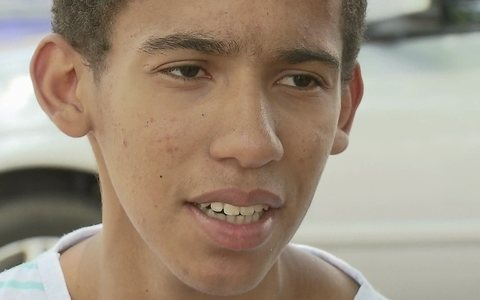 Menino conta como escapou de acidente que matou 13 pessoas no interior de São Paulo