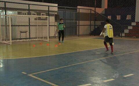 Com projeto a longo prazo, Jucás sonha alto na Copa TVM de futsal