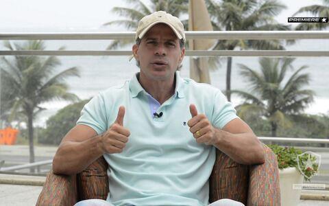Túlio fala da conquista do título brasileiro de 1995