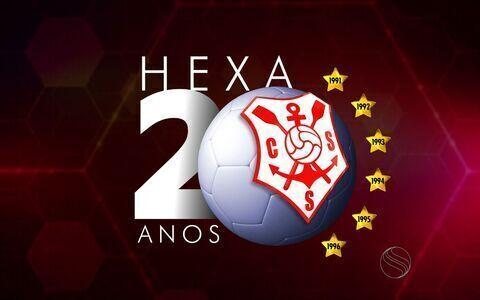 """Confira o primeiro episódio da Série """"Hexa - 20 anos"""""""