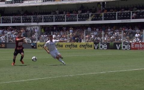 Santos 2 x 1 Ituano pela 3ª rodada do Paulistão