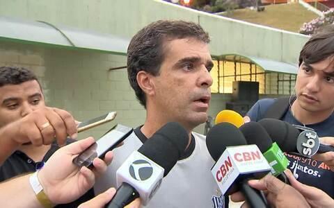 Após divergência com diretoria, Junior Lopes não permanece no Tupi-MG