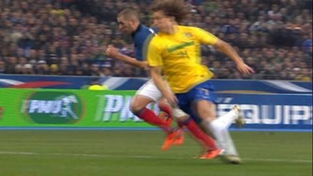 Melhores momentos: França 1 x 0 Brasil em amistoso internacional