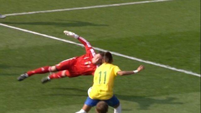 Melhores momentos: Brasil 2 x 0 Escócia em amistoso da Seleção