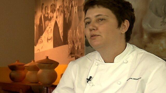 Roberta Sudbrack revela felicidade de ir às Olimpíadas para cozinhar para os atletas