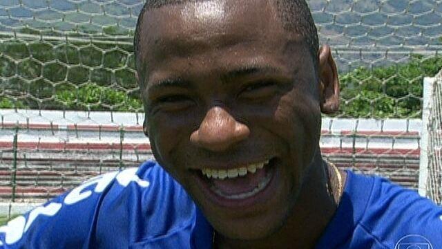 Bangu aposta no primo de Neymar para fazer um bom papel no Cariocão de 2014