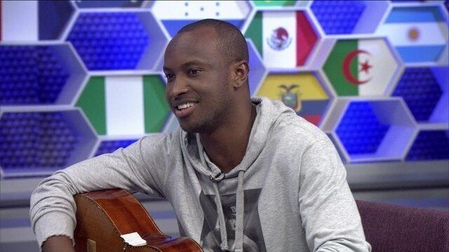 """Amigo de Neymar, Thiaguinho diz que jogador pode comandar o título da Copa: """"Pode confiar"""""""