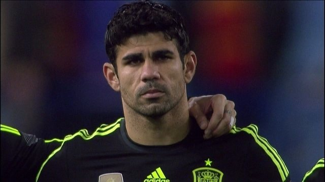 Diego Costa ainda é dúvida na seleção da Espanha para a Copa do Mundo
