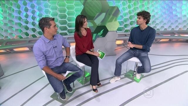 Gustavo Kuerten é o mais novo integrante do time de ouro de comentaristas da TV Globo