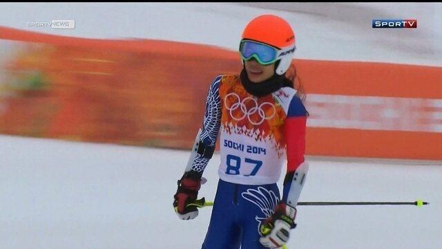 Vanessa Mae é suspensa após suspeita de manipulação de resultados para ida à Sochi
